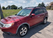 2009 FORESTER B9G128